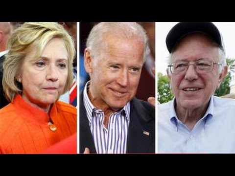Hillary Sanders Biden described in one word