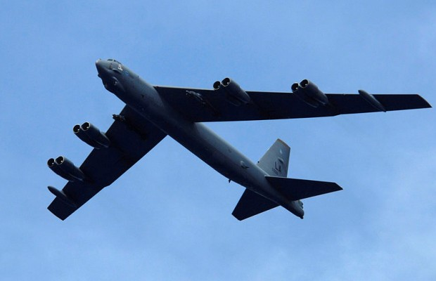 B52 Bomber [wiki commons]