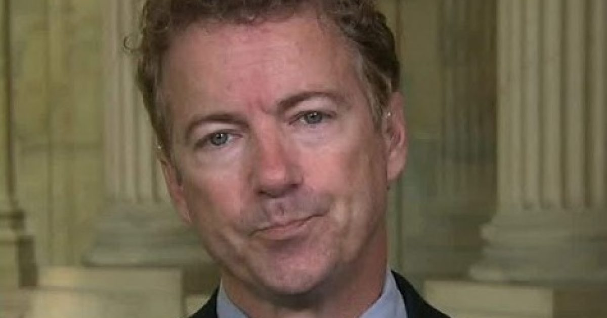 So We Found Out Why Senator Rand Paul's Neighbor Attacked Him