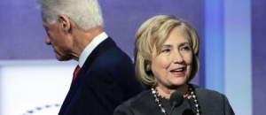 Did Bill Clinton just try to take one for the Hillary?